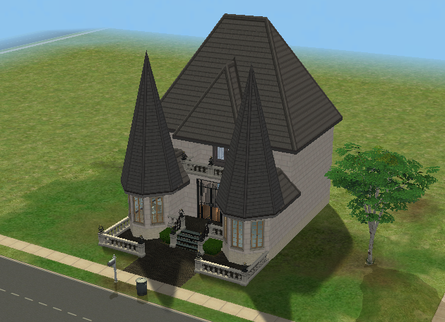 the lot bin the sims 2 lot makeover database
